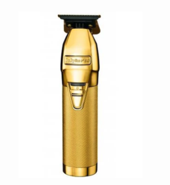 BaBylissPRO Gold FX Skeleton Cordless Trimmer FX787G