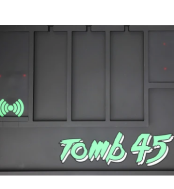 Tomb45 Powered Mat Wireless charging organizing mat - 2nd gen
