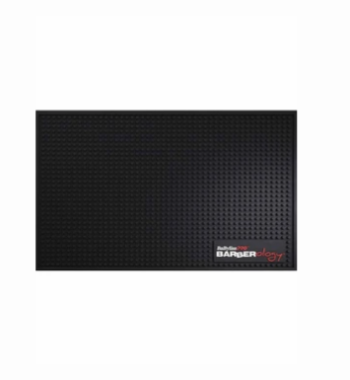 BaBylissPRO Barberology Professional Barber station Mat - Black