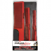 BaBylissPRO BARBERology Set of 3 Barber Combs