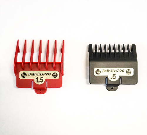 BaBylissPRO Barberology Comb Guide
