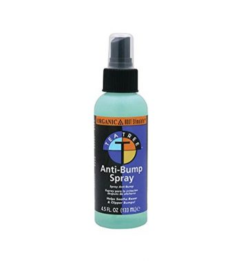 tea tree organic anti-bumpspray