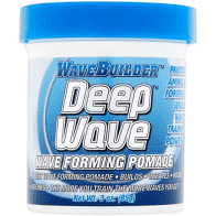 Wave Builder Deep Wave Forming Pomade 3oz