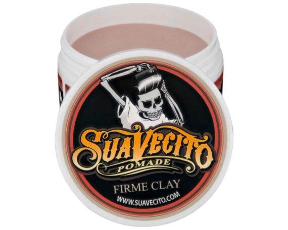 Suavecito Firme Clay Pomade 4oz