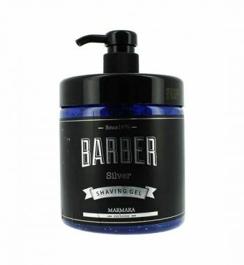 Marmara Barber Silver Shaving Gel 34oz 1000 ml