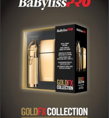 babyliss pro gold combo set