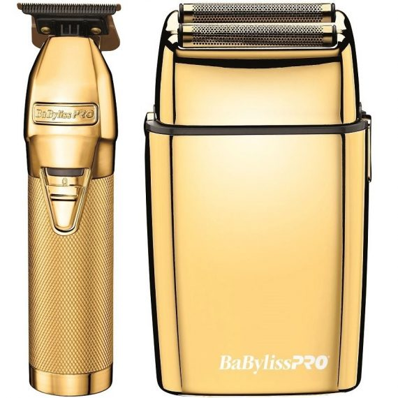 BaBylissPRO GoldFx Collection combo FXHOLPK2G