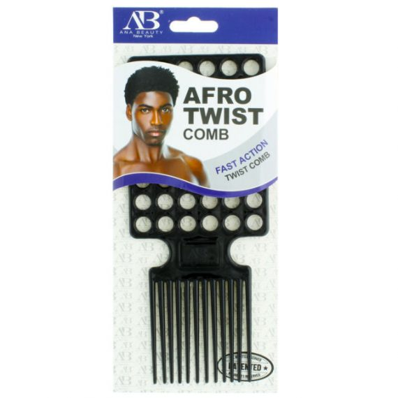 ana beauty afro twist comb