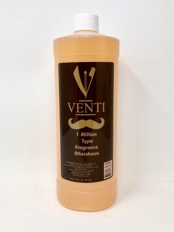 Venti 1 Million Type Fragrance Aftershave 32oz
