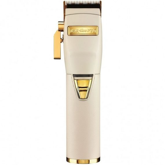 Babyliss 4 Barbers WhiteFX Cordless Clipper - Limited Edition Influencer Collection - Rob The Original FX870W