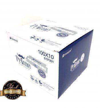 DORCO PRIME PLATINUM DOUBLE EDGE 1000 BLADES 10pk