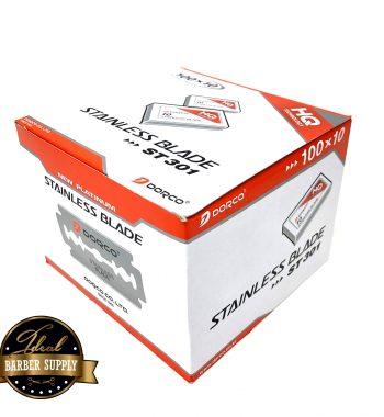 Dorco Red razor blades Case 1000