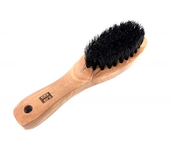 Barbergeeks wood hair brush
