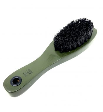barbergeeks hair brush green
