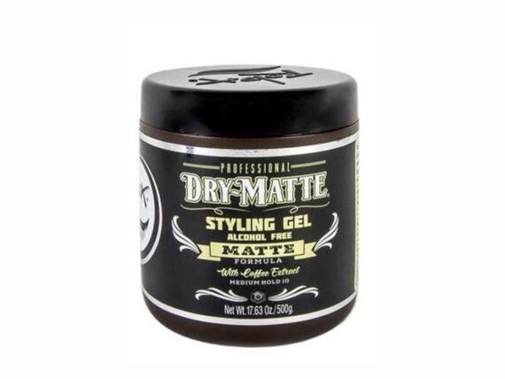 Rolda Dry Matte Styling Gel 17 Oz