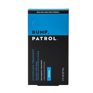 BUMP PATROL AFTERSHAVE TREATMENT ORIGINAL 2 oz