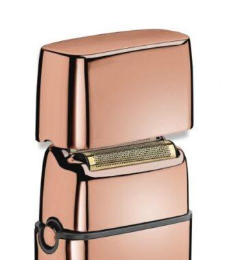BaBylissPRO FoilFX02 cordless Rose Gold Double Foil Shaver fxfs2RG