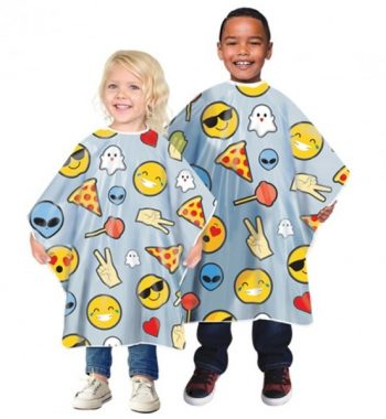 Betty Dain social kid shampoo cape