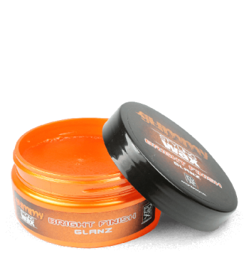 Gummy bright finish Styling Wax