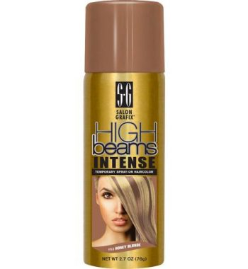 High Beams Intense Temporary Spray-On Hair Color gold #70