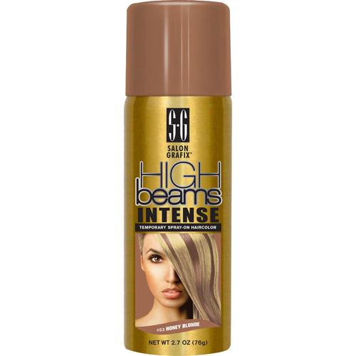 High Beams Intense Temporary Spray-On Hair Color gold #70
