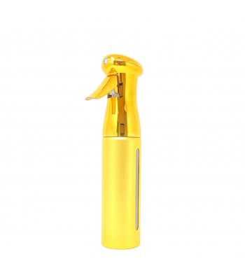 continuous spray gold mist bottle 10oz