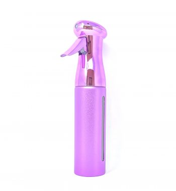 continuous spray purple mist bottle 10oz