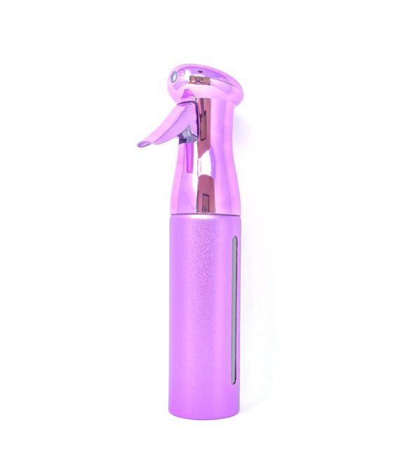 continuous spray purple mist bottle 10oz