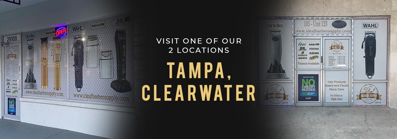 Idealbarbersupply stores tampa and clearwater