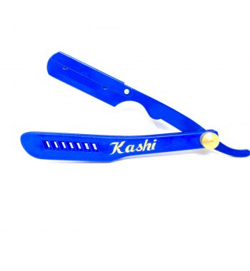kashi razor holder blue swing