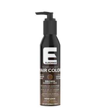 Elegance Semi-Permanent Temporary Hair Color brown