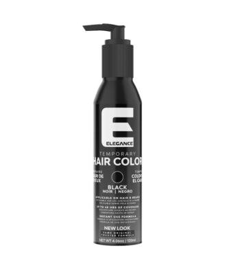 Elegance Semi-Permanent Temporary Hair Color black
