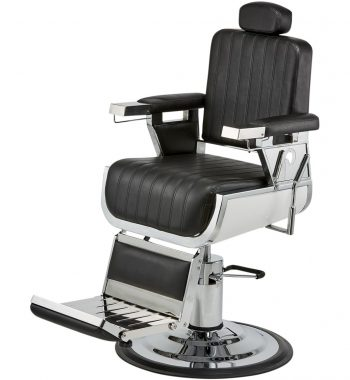 Pibbs barber chair (PIB-660) black.