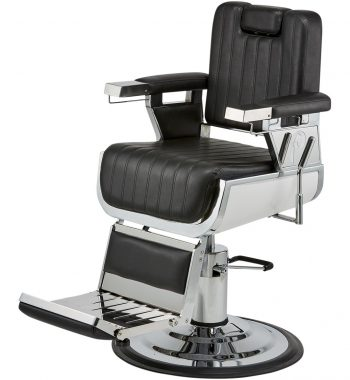 Pibbs barber chair (PIB-661) black