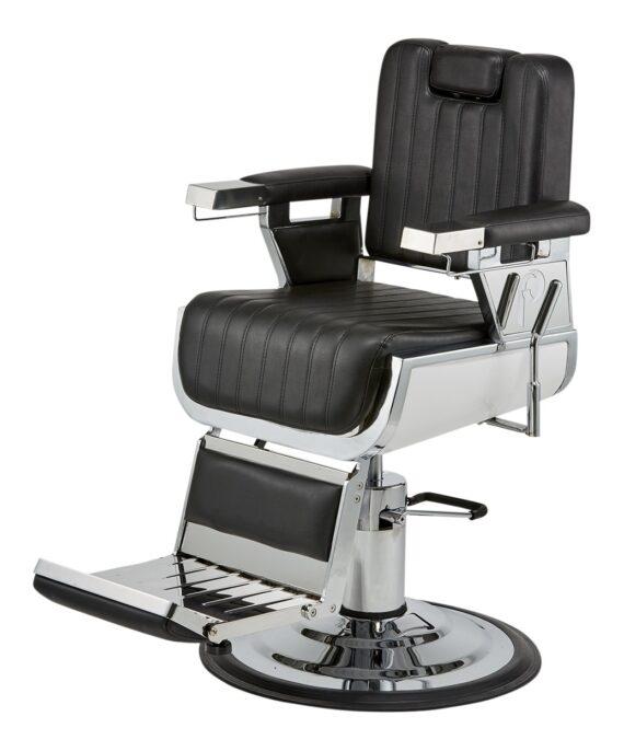 Pibbs barber chair (PIB-661) black