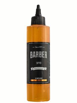 MARMARA Barber Shave Gel Nº3 brown 250ml