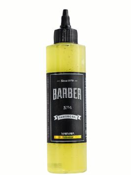 MARMARA Barber Shave Gel Nº4 yellow 250ml