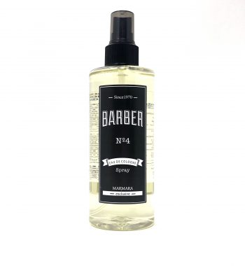 marmara barber cologne NO. 4 yellow 250ml