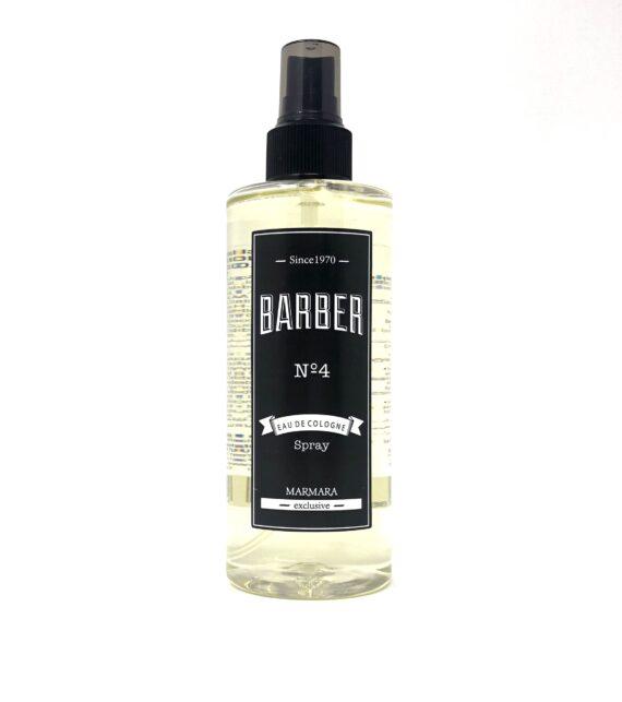 marmara barber cologne NO. 4 yellow 250ml