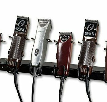 MD 6 slot barber buddy clipper holder