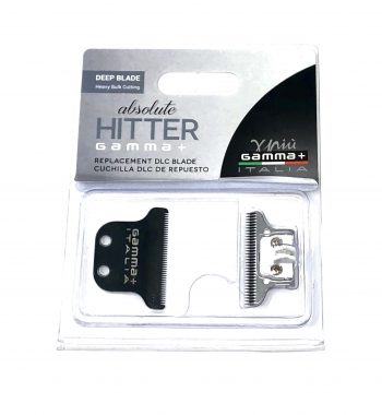 Gamma+ Absolute Hitter trimmer Deep Tooth Replacement Blade