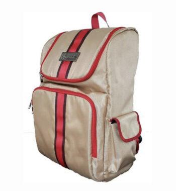 Vincent Barber Bag – Beige #VT10304