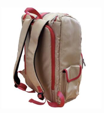 Vincent Barber Backpack - Classic Beige