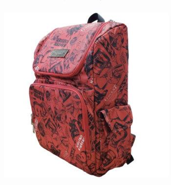 Vincent Barber Bag – Vintage Red #VT10301