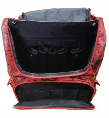 Vincent Barber Backpack - Vintage Red