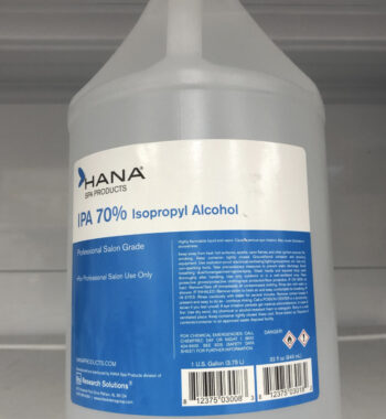 isopropyl alcohol gallon 70% none scented