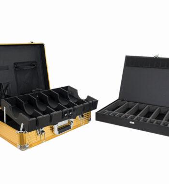 Vincent Premium Large Master Case - Gold #VT10142-GD