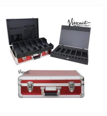 Vincent Premium Large Master Case - Black #VT10142-BK