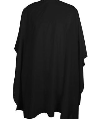 Vincent classic cutting black cape vt2411
