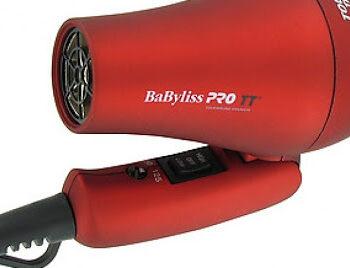 BaBylissPRO TT 1500 mini blow dryer